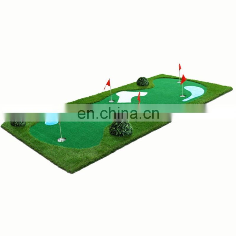 Simulation Mini Golf Putting green Golf Putting Mat Golf Putting Carpet