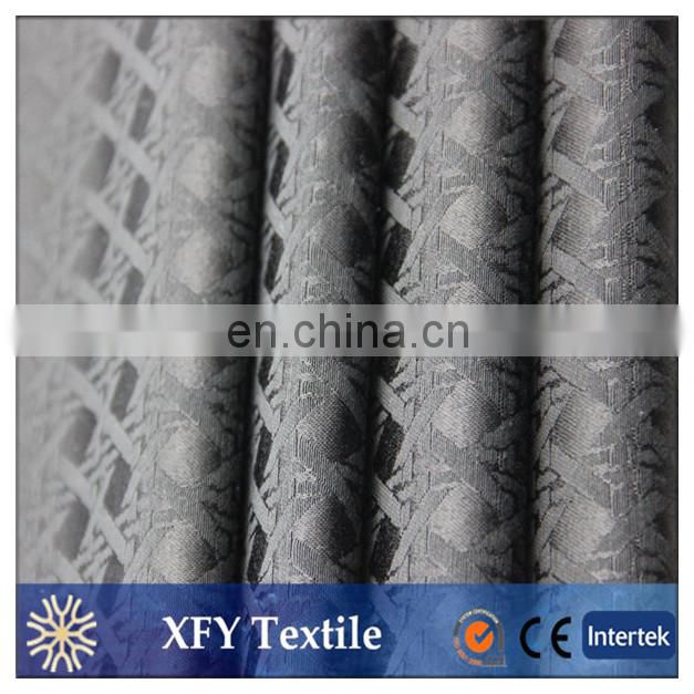 polyester/cotton/spandex jacquard dyeing fabric