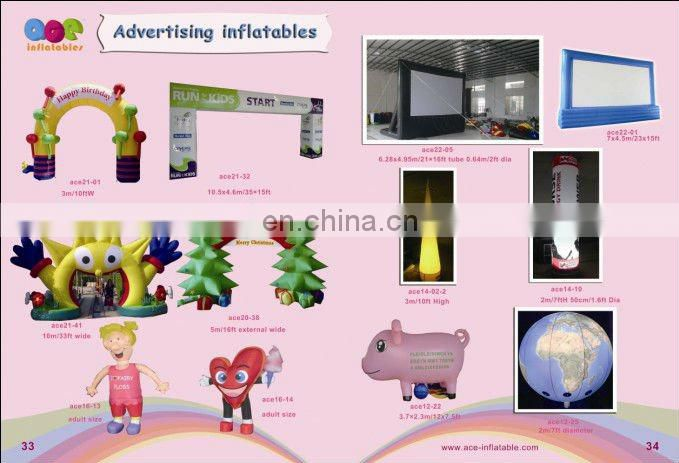 commercial advertising inflatable valentine heart (ace11-32)