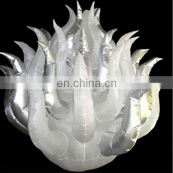 Beautiful Magic inflatable star for wedding decoration