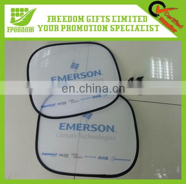 Color Printing Single Bubble Auto Sun Shades