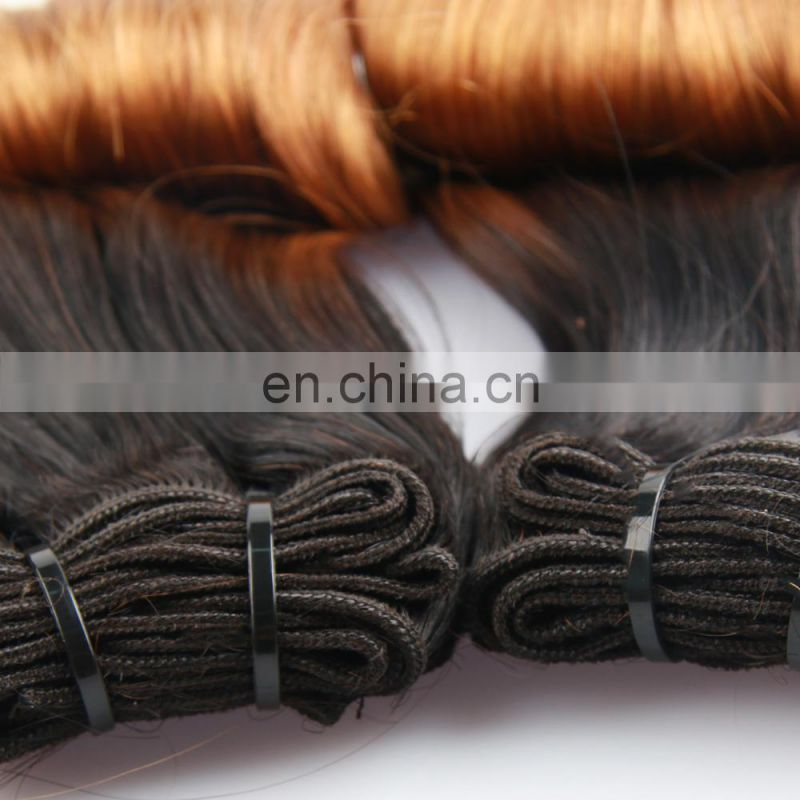 Best Selling Ombre Magical Hair Extension Virgin Brazilian Hair Wholesale