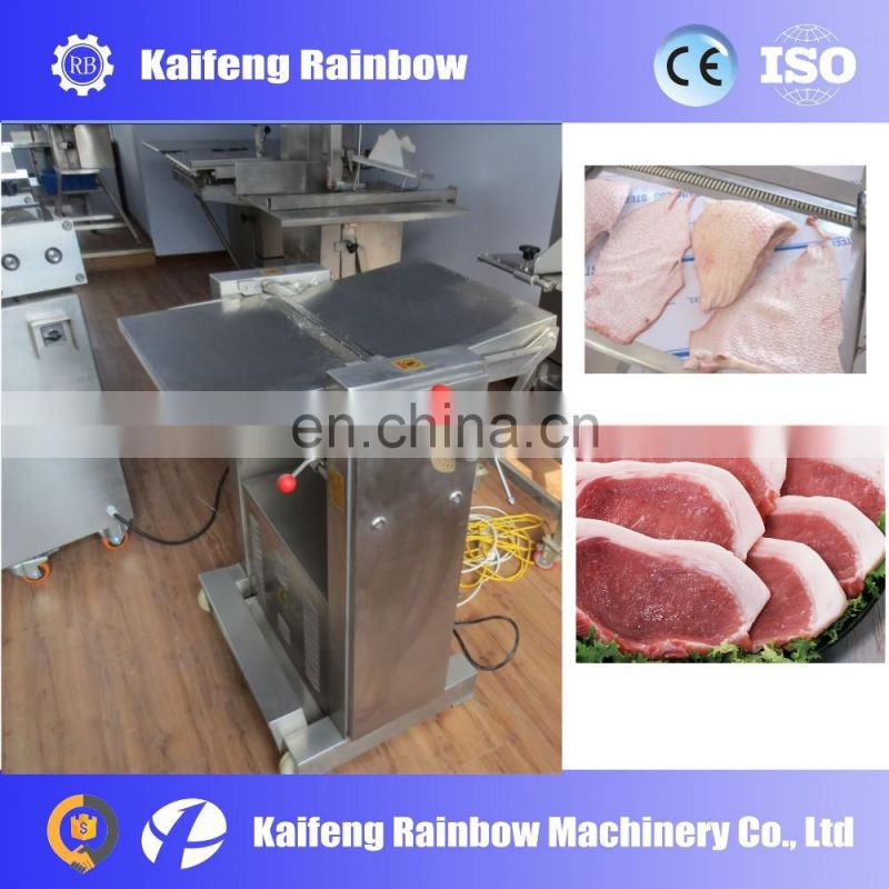 Commercial CE approved pork peeling machine/pork skinning machine0086-15890386139