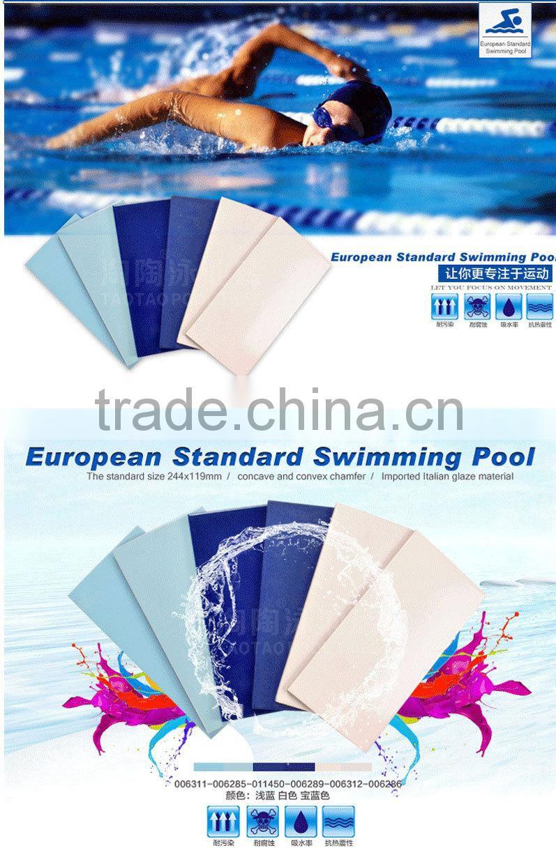 Swimming pool nosing tiles ceramic tile edge trim of pool decking swimming pool nosing tiles ceramic tile edge trim dailygadgetfo Choice Image