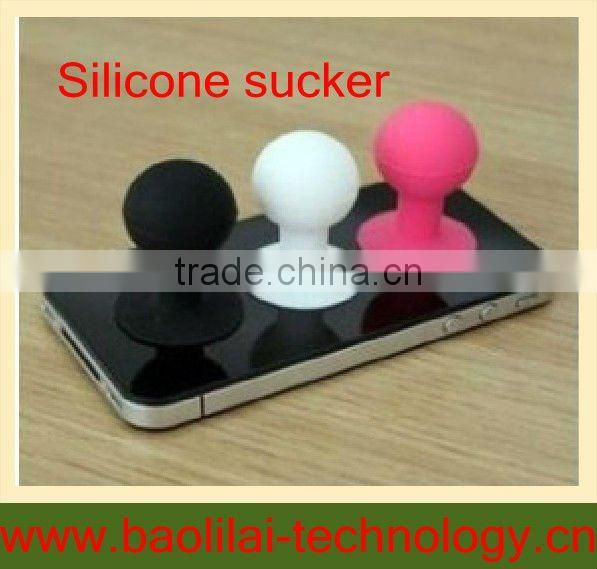 Free packing Fashion Silicone Rubber Sucker