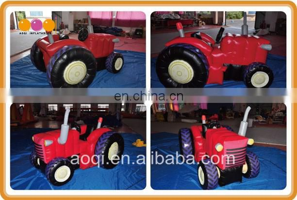 AOQI inflatable small model cars advertisement inflatable realistic car model for exhibition