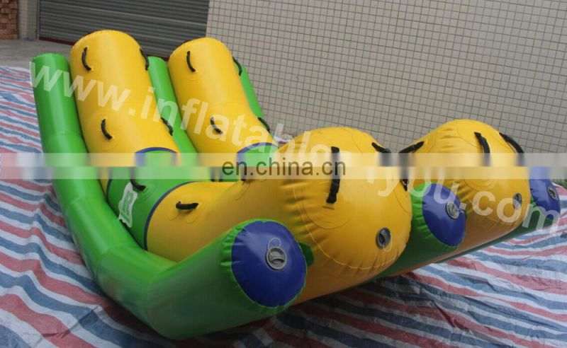 Commercial Customized Banana inflatable water game