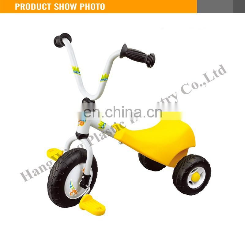 Funny Metal Tricycle Children stroller tricycle baby carriage
