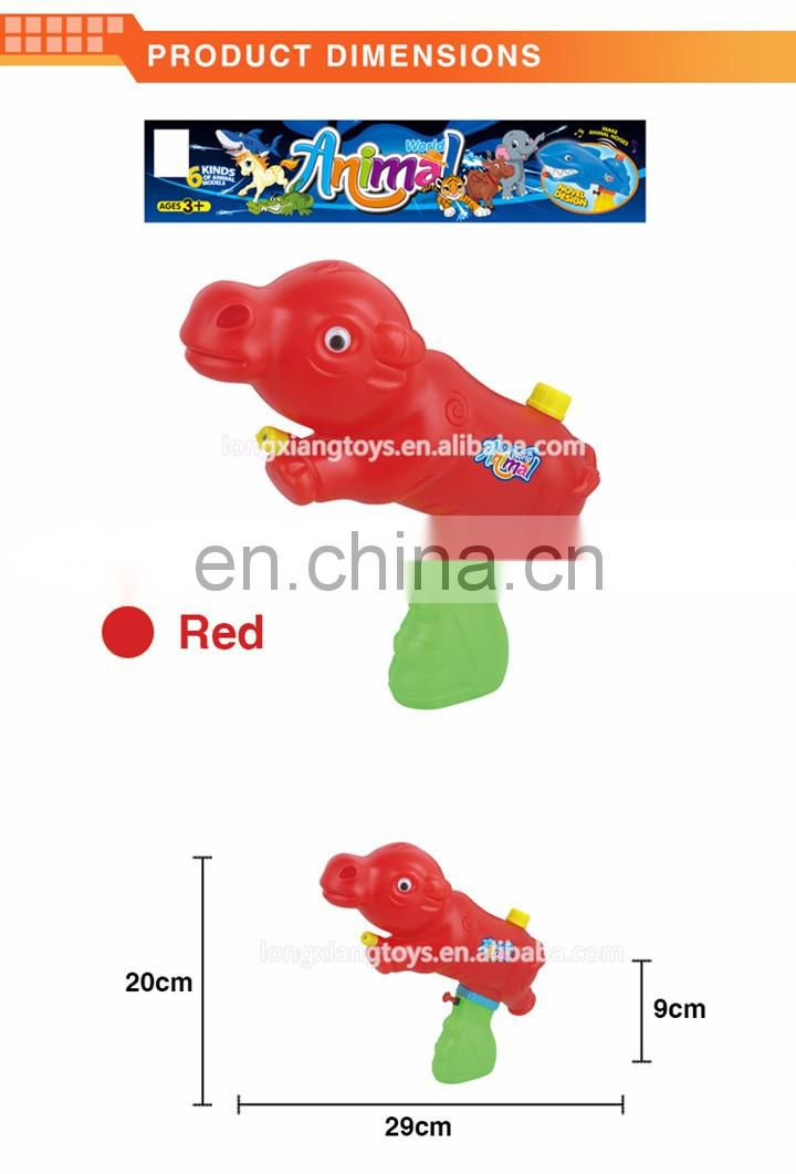 Chinese toy manufacturers certificated plastic cute pig water bead gun for kids