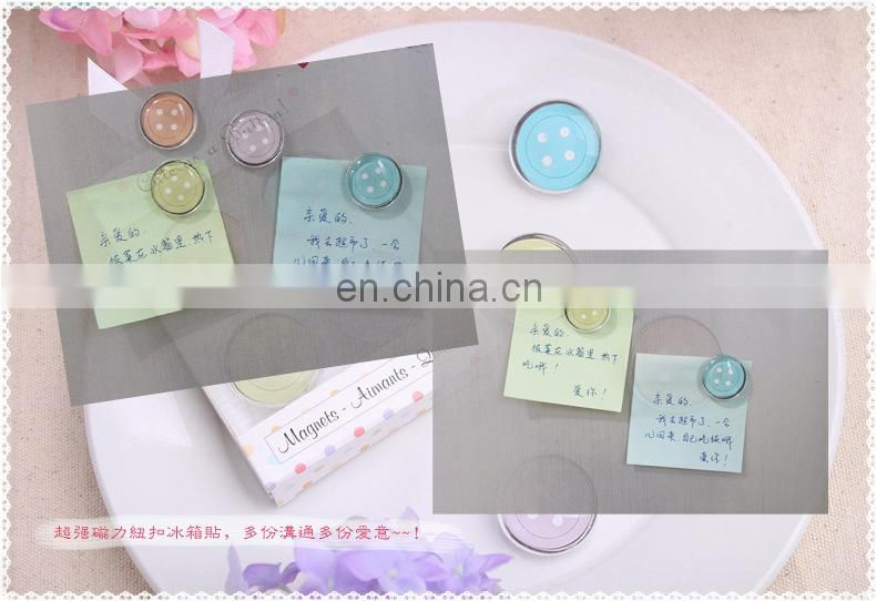 A08G12 Colorful Fridge Magnet Useful Wedding Return Gift For Guests