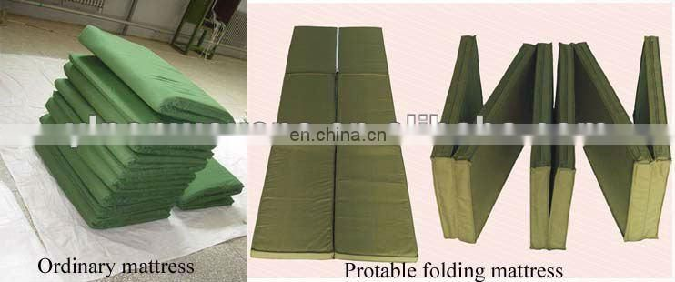 mattress core filler non woven polyester fet batts