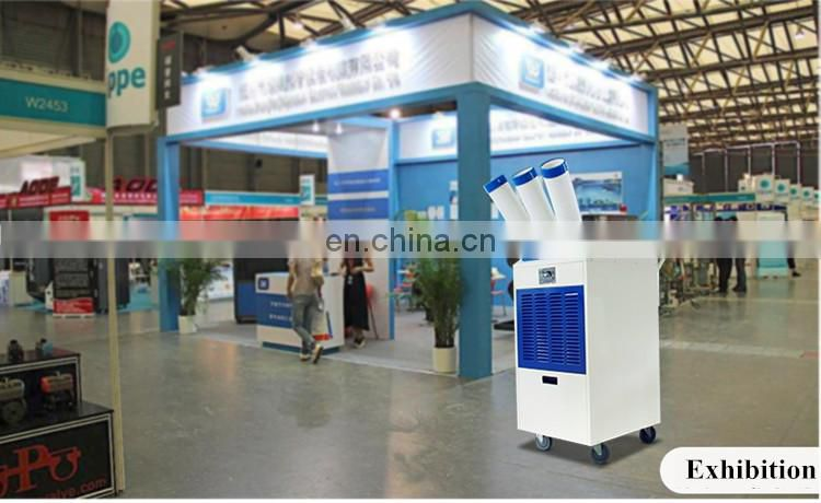 15L Water Tank Big Portable Air Conditioner Industrial