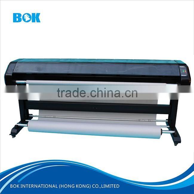 Automatic digital garment printer/paper printing machine for cad