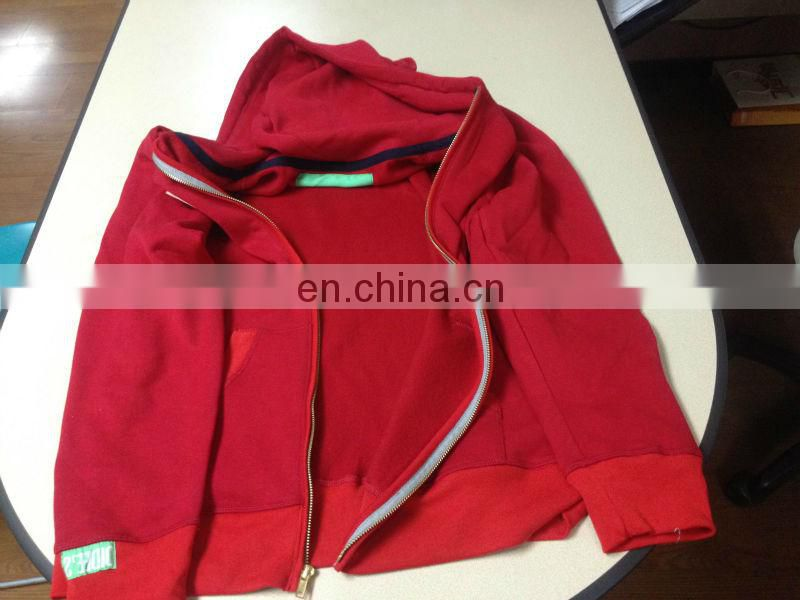 Adults Age Group Heavy Cotton Hoodie With Zipper