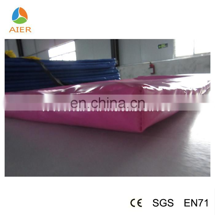 2015 popular inflatable mats,Colorful mats,air mats for gymnastics