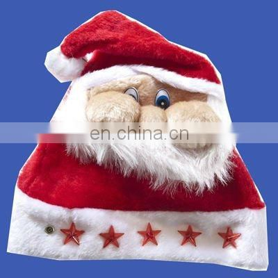 Forever Collectibles Boston Celtics Thematic Santa Hat