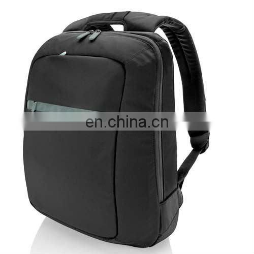 1680D Polyester business slim laptop backpack 2016