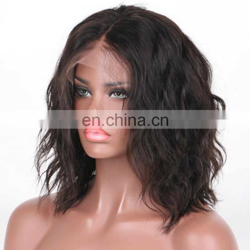 honey blonde full lace wig human hair