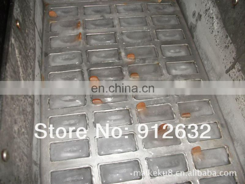 80-2 Ice Cream Popsicle Making Ice Lolly Machine With 2 Moulds