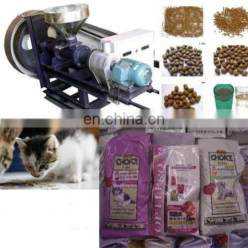 Lowest Price Big Discount floating fish food pellet processing making extruder price fish feed machine