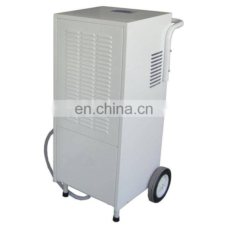 general electric stainless steel portable industrial dehumidifier FDH-290BS