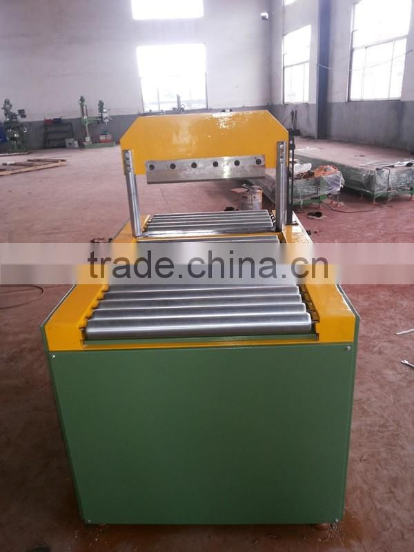 Made In China High Quality Horizontal Natural Rubber Cutter fixed length rubber cutting machine hot sale
