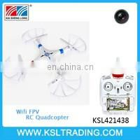 2.4G waterproof rc drone quadcopter toys with camera