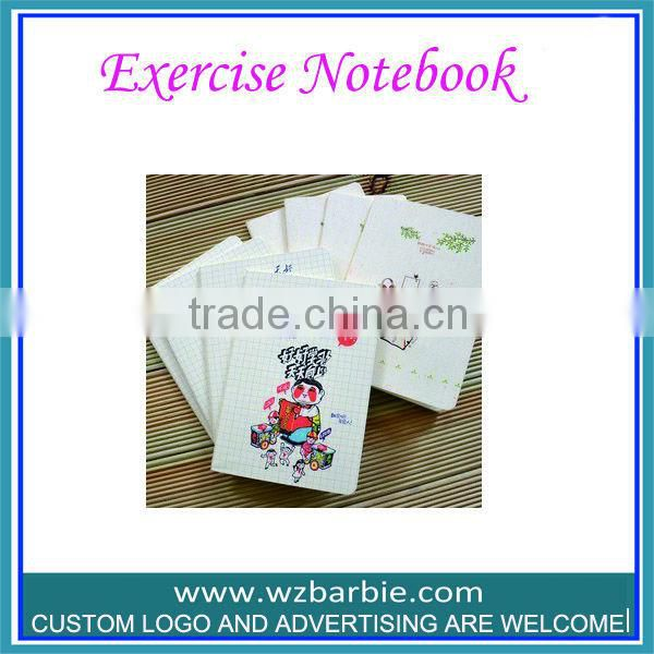 exercise book writing note book