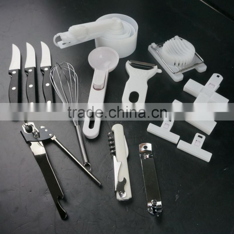 33051 24--Piece kitchen utensil set Kitchen Accessories Gadgets