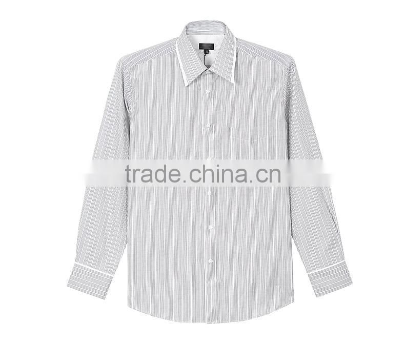 2015men shirt custom wholesale china,high quality cotton men shirt
