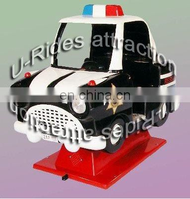 Kiddie Ride (Ambulance Car, U-KR049)