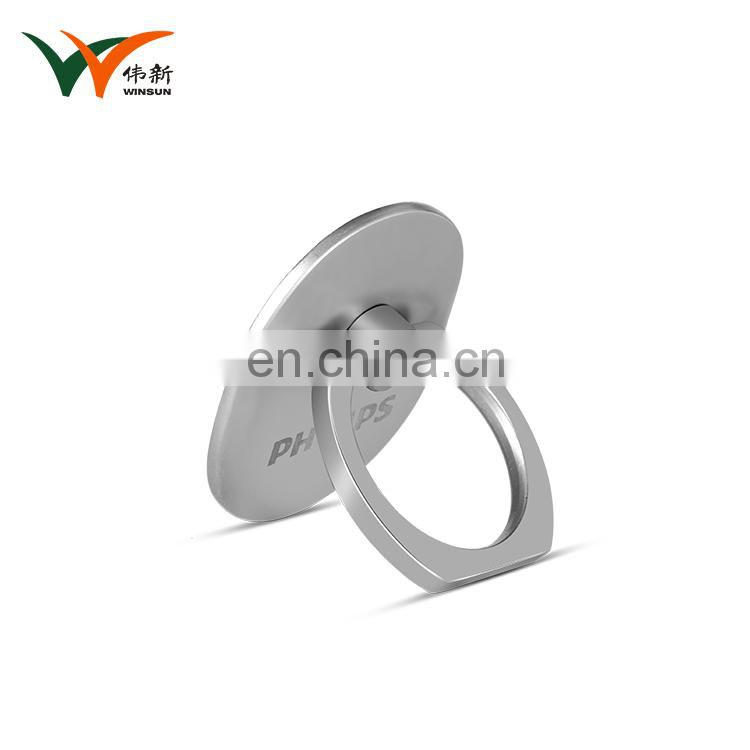 Support any mobile phone and tablet pc funny cell phone ring holder