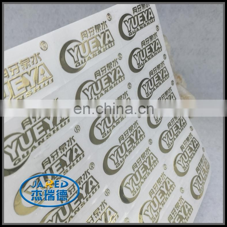 factory wholesale nickel hollow out name badge label
