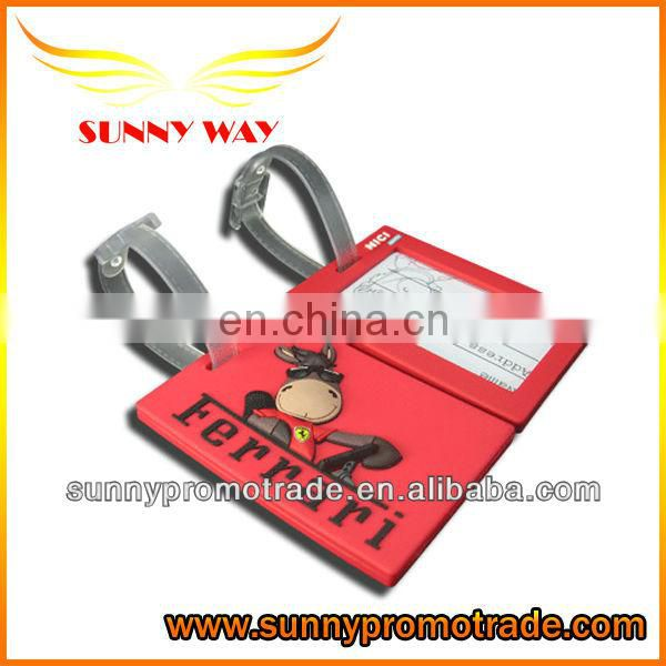 hot selling high quality luggage bag tags