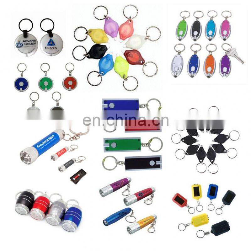 Winho Promotional item led hard hat keychain