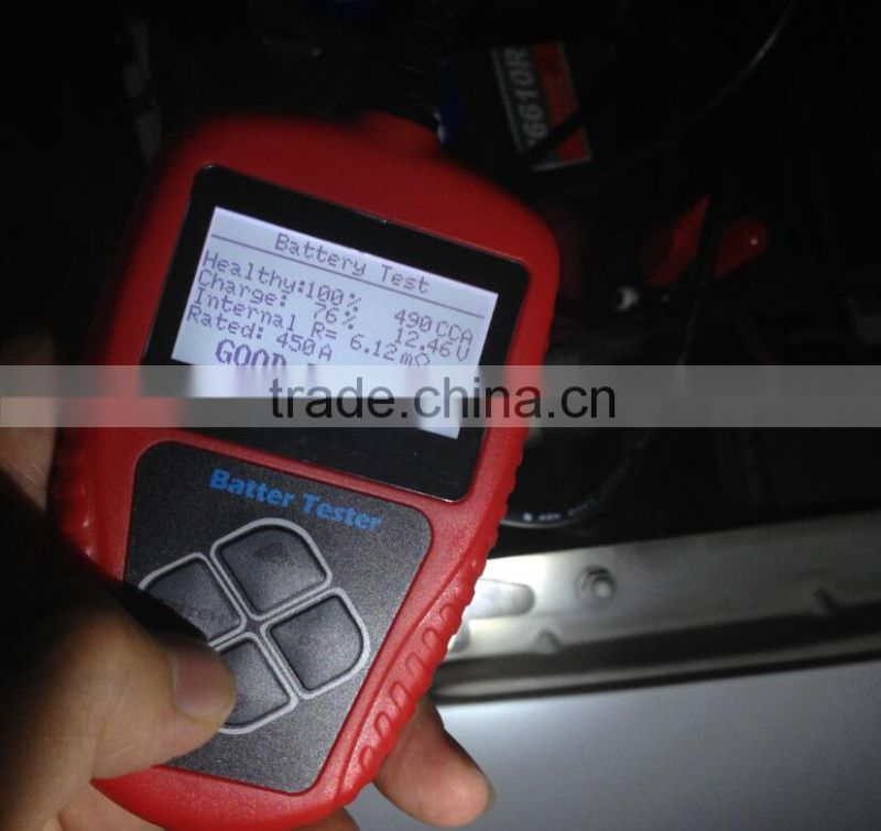 Strong Functions Automotive Battery Tester Ba101/ analyzer for 12V