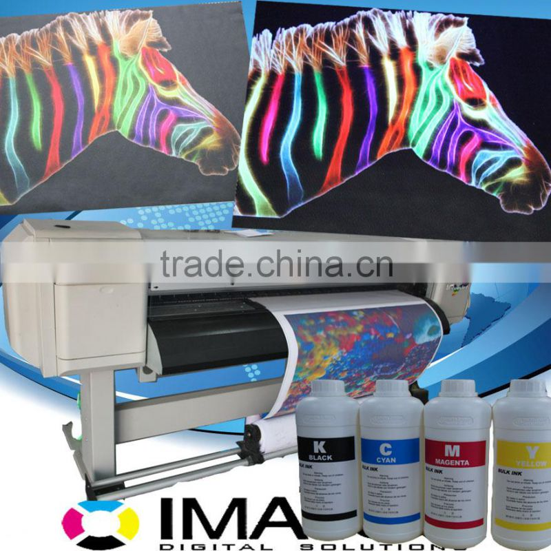 Premium UV Fluorescent ink and Sublimation ink for Stylus Pro 4800, 7880,9880, for Direct Printing and Heat Transfer