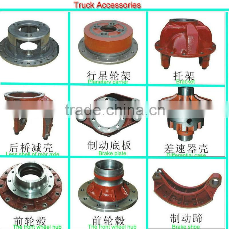 China truck accessories supplier for crane truck cabin