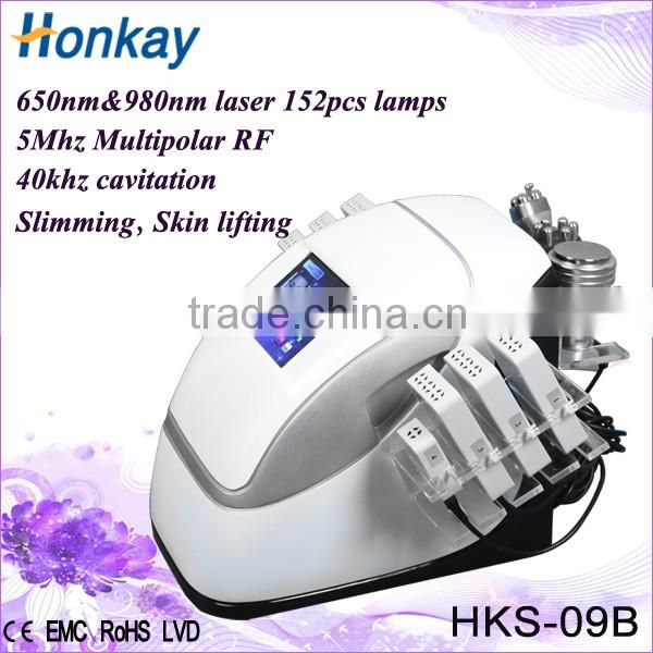 40k ultrasonic liposuction cavitation slimming machine