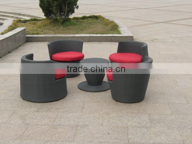 Eco-friendly outdoor rattan chair