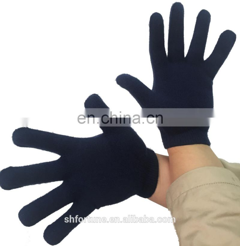 Men's Erdos cashmere gloves