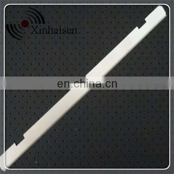 Stainless steel printer spare parts blade China manufacture