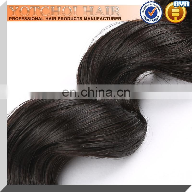 Fast Shipping 6A Virgin Hair Loose Wave Weave Virgin Brazilian Hair Remy 100 Human Hair