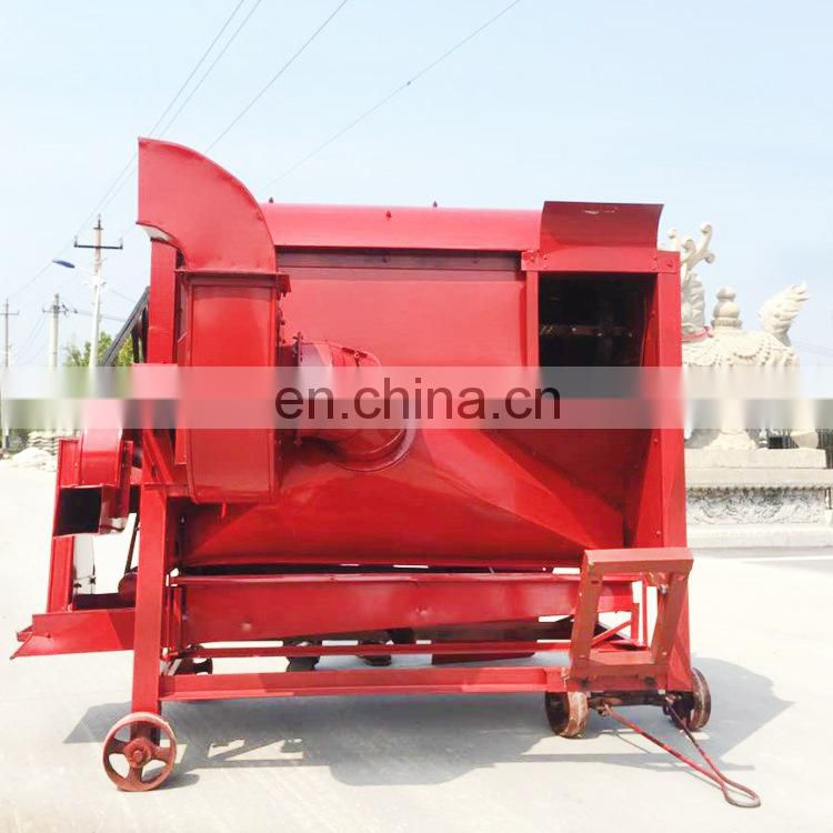 3500kg big capacity diesel corn thresher/corn threshing machine Image