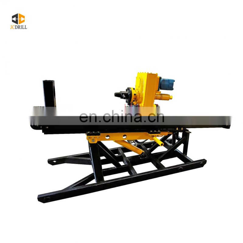 Good price rock bolt self bars screw piles machine for borehole drilling