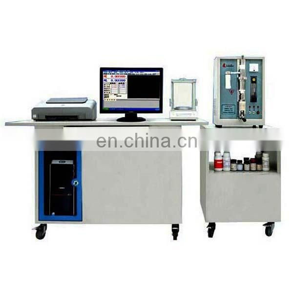 QL-HW2000C arc infrared carbon sulfur analyzer analyser