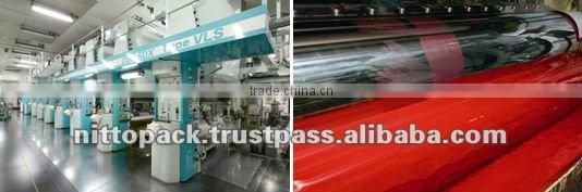 High-performance and safe flexible plastic bag for industrial use , custom made available