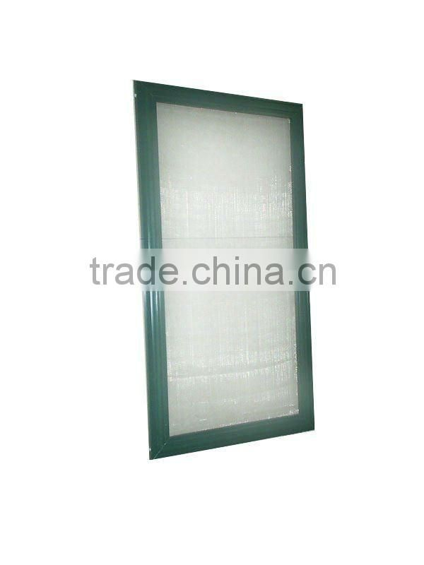 fiberglass/stainless steel insect screen /fly screen /mosquito nets for aluminium sliding windows