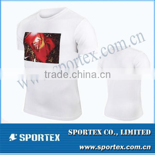SPT-CT1320 t shirt sport, cotton t shirt sport, sport cotton shirt