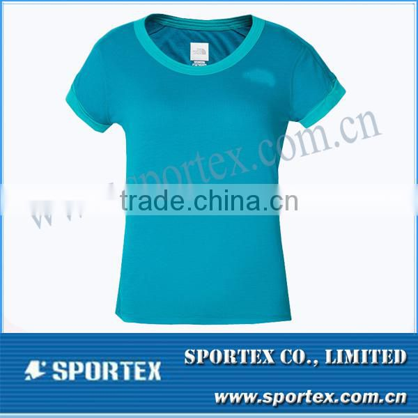 Ladies t shirt / ladies sport shirt / t shirt for women